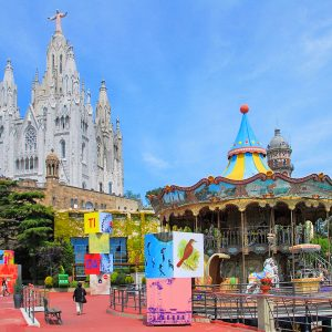5 Places to go and have fun with kids in Barcelona.