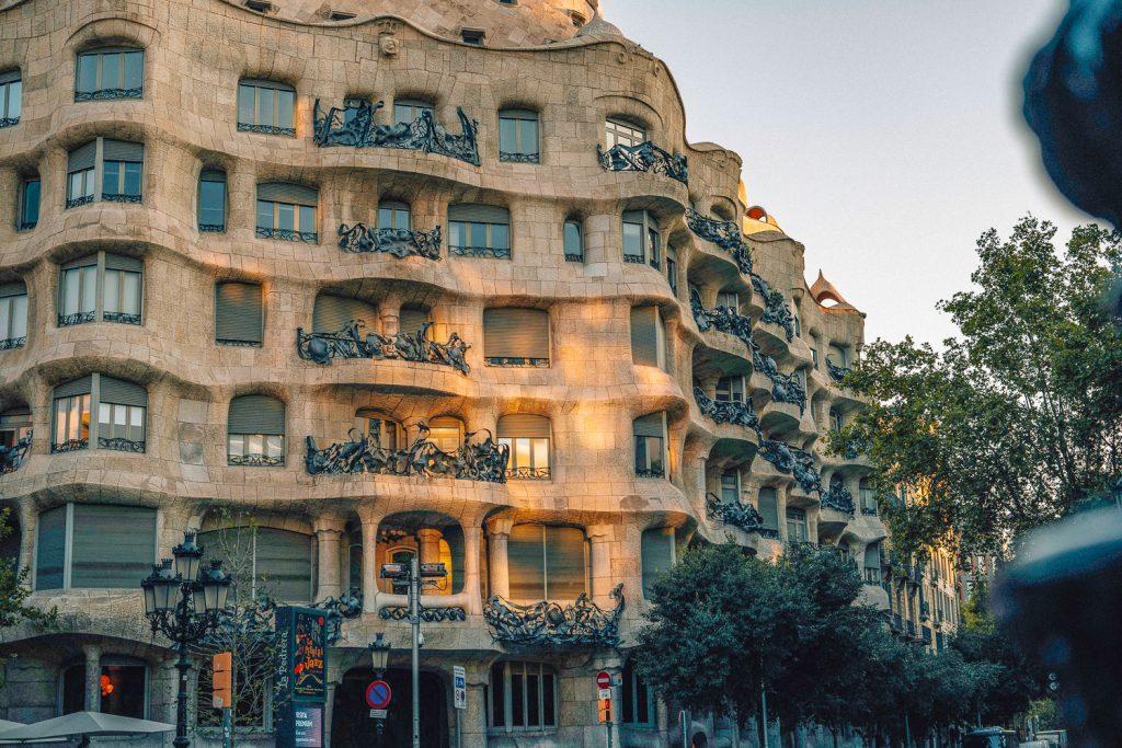 Gaudi Highlights LA PEDRERA
