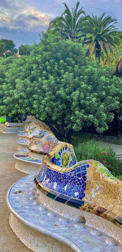 Gaudi Highlights PARK GUELL