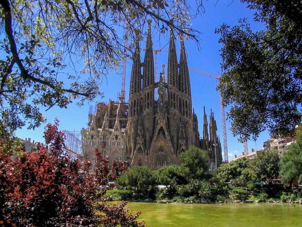 Gaudi Highlights SAGRADA FAMILIA