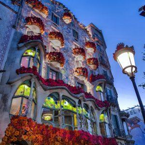 What is Passeig de Gràcia?