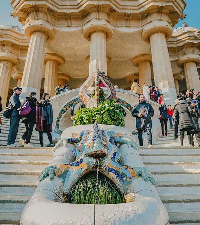About Us Park Guell Tour in Barcelona