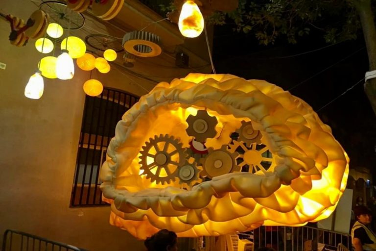 Gracia´s Major Festivity since 1817 blowing our minds out!