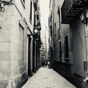 What is the Gothic Quarter Barcelona?