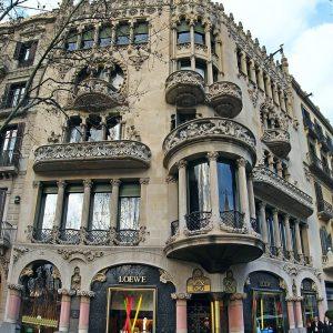 Discover the amazing Casa Lleo i Morera