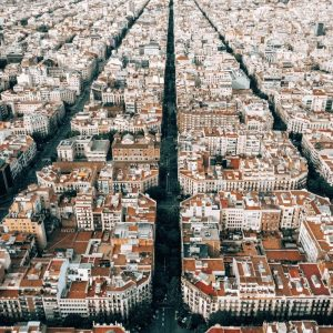 Love the city of Barcelona, embrace the glamour and charm.