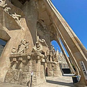 Sagrada Familia Symbols, enjoy part 1
