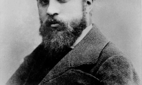 Antoni Gaudí the architect