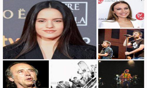 Barcelona #1 amazing singers La Rosalía, Estopa amongst others!
