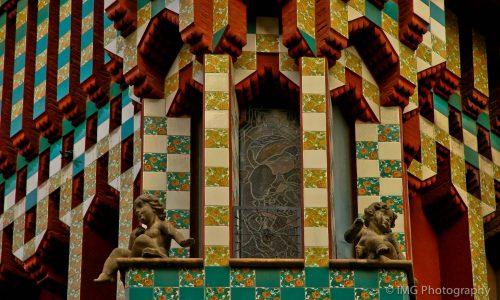 Casa Vicens a Barcelona sightseen you'll love!