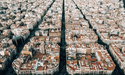 In the city of Barcelona, you'll love the glamour, architecture, and passion.