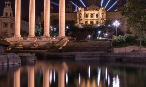 Park Montjuic, the secuel
