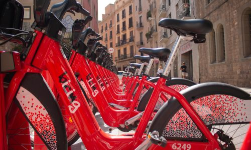 How to rent a bike in Barcelona?