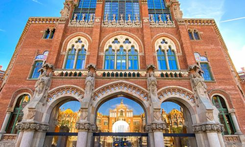 Hospital Sant Pau Barcelona